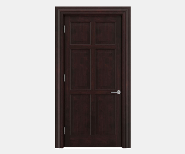 Shadbolt Timeless Type16 hardwood panelled door
