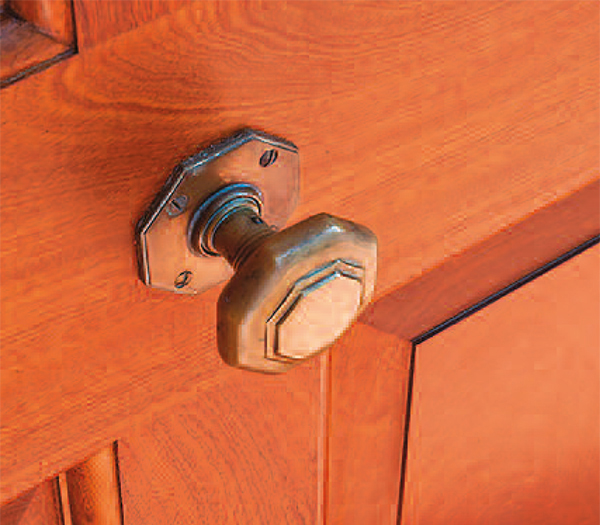 Shadbolt timeless solid hardwood panelled doors benefits